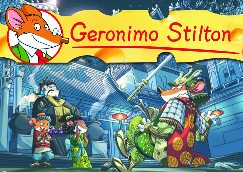 Geronimo Stilton Stuff!