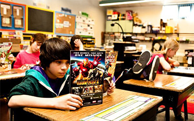 Resources for Teaching Graphic Novels in the Classroom