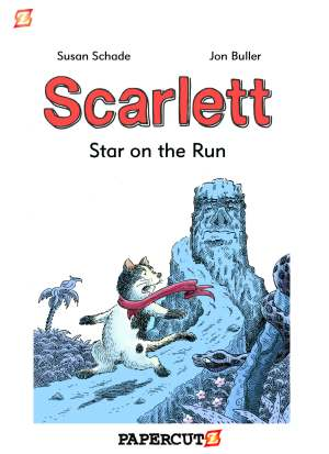 Scarlett Vol 1 Cover