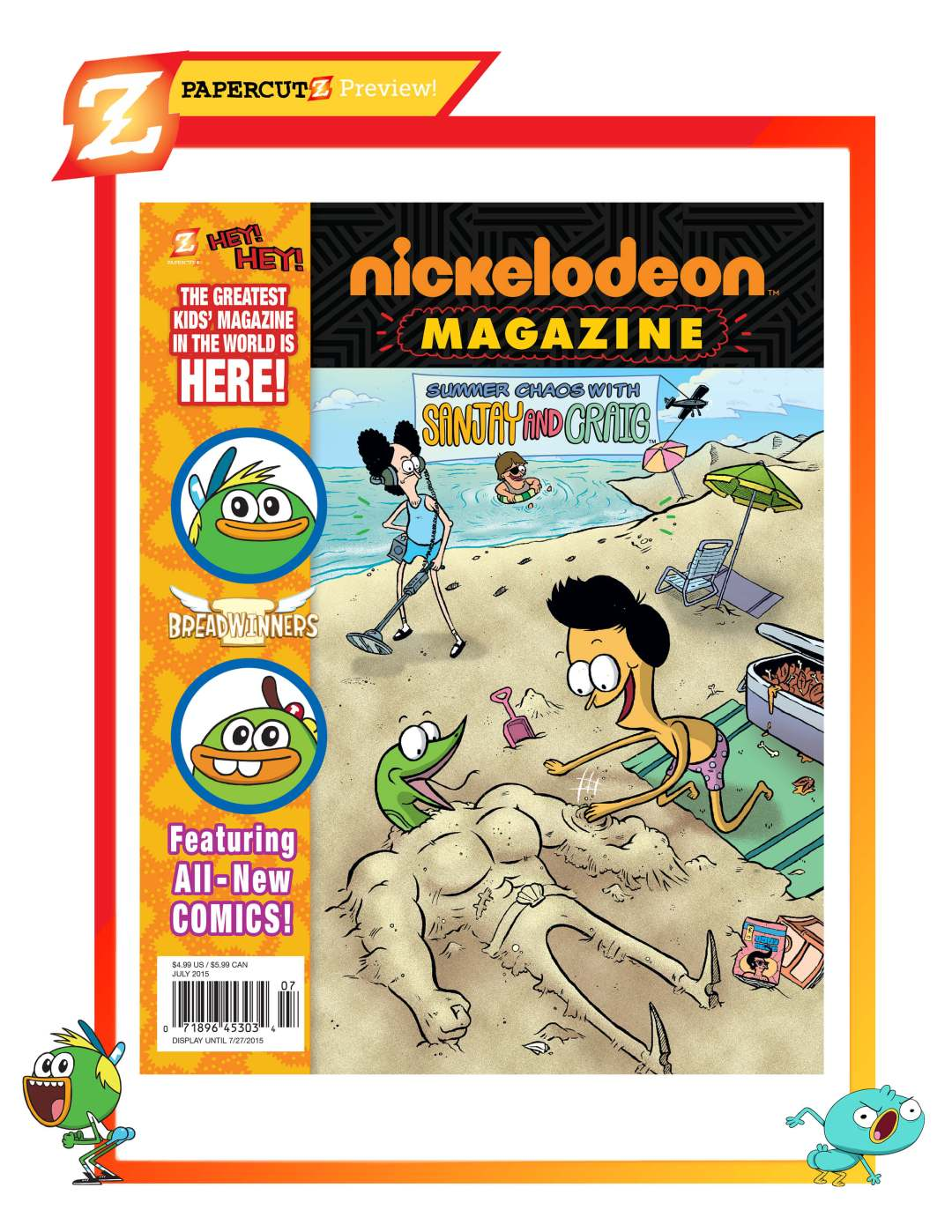 Nickelodeon_Magazine_PREVIEW_cover