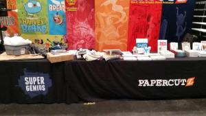 Papercutz_NYCC_Booth_5