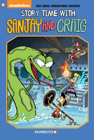Sanjay and Craig 3 updated coverweb