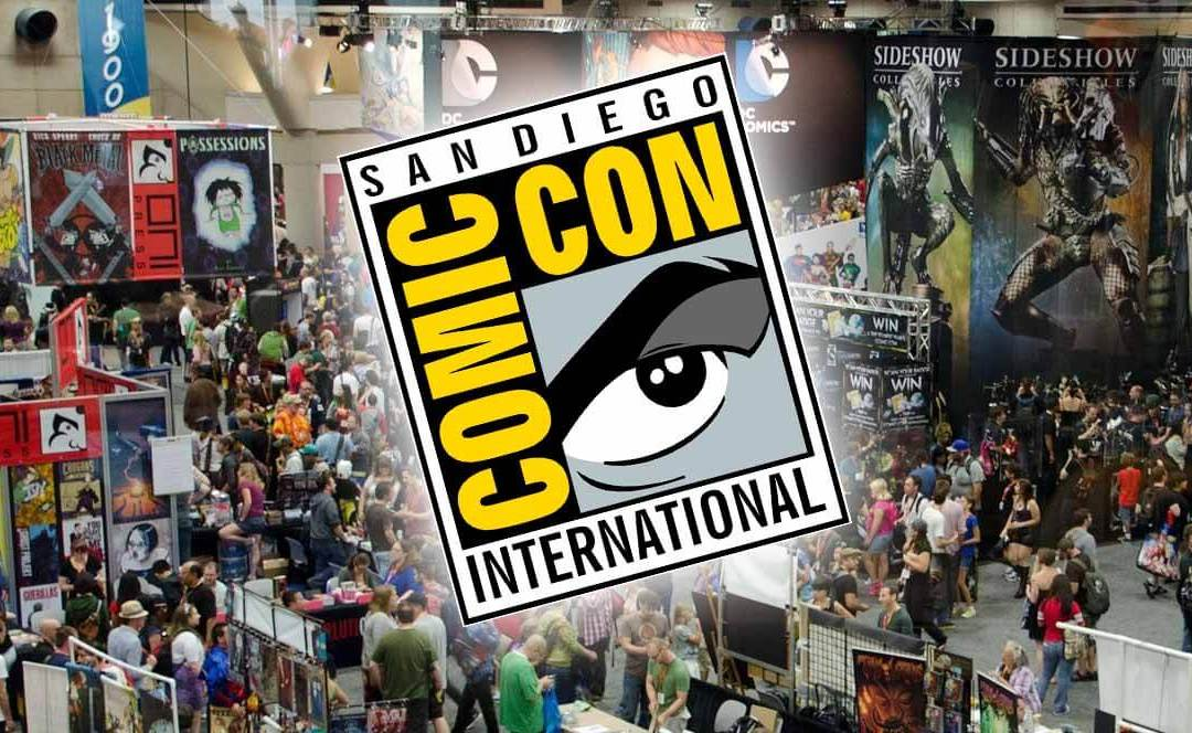 ComicCon International 2016 Here We Come!