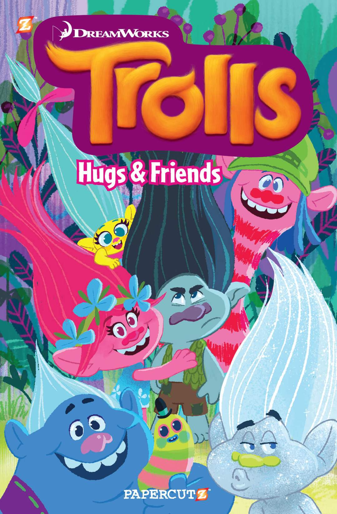 Cover to Trolls #1