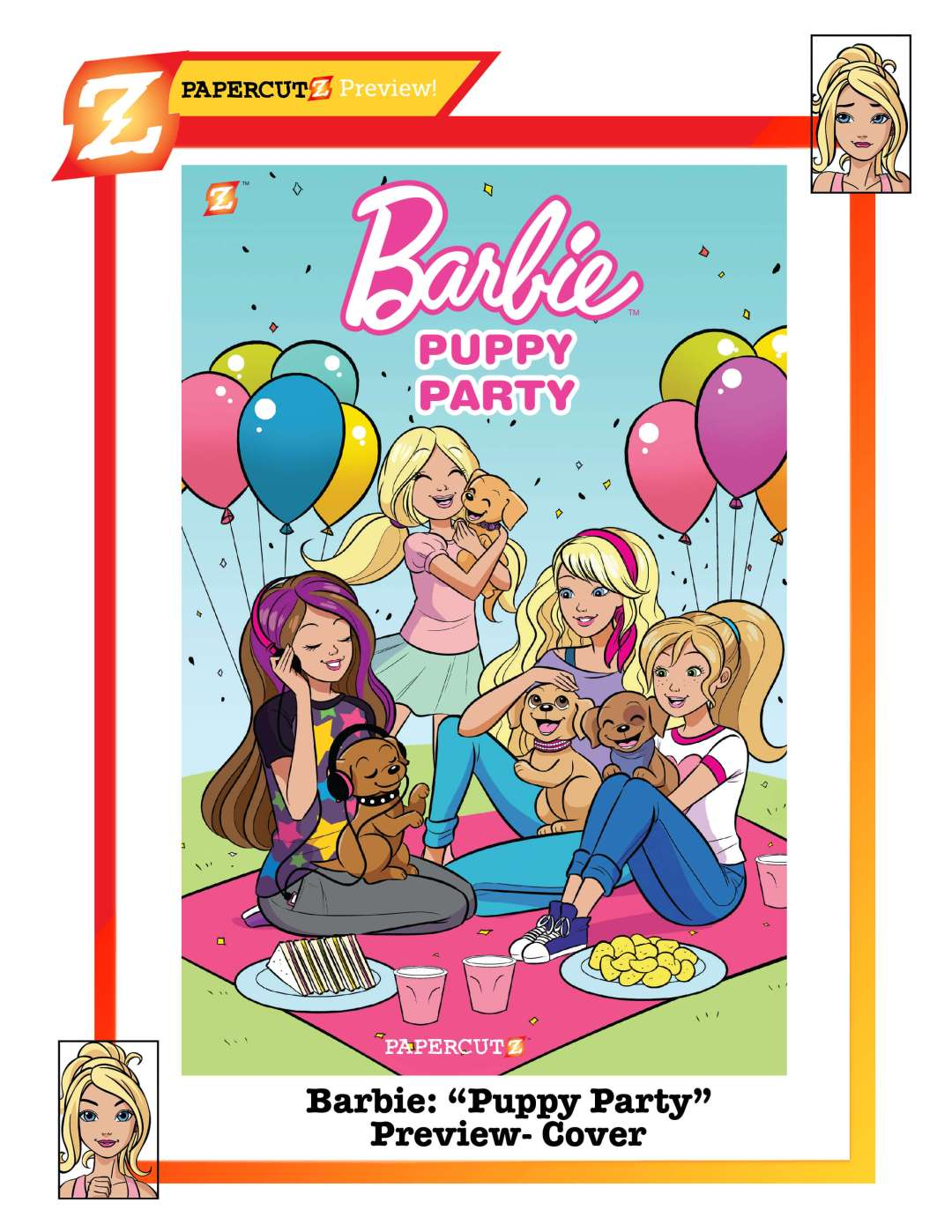 barbie_puppies_preview_cover