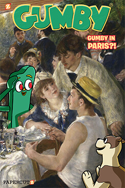 GUMBY#2_PROMOcoverGreen