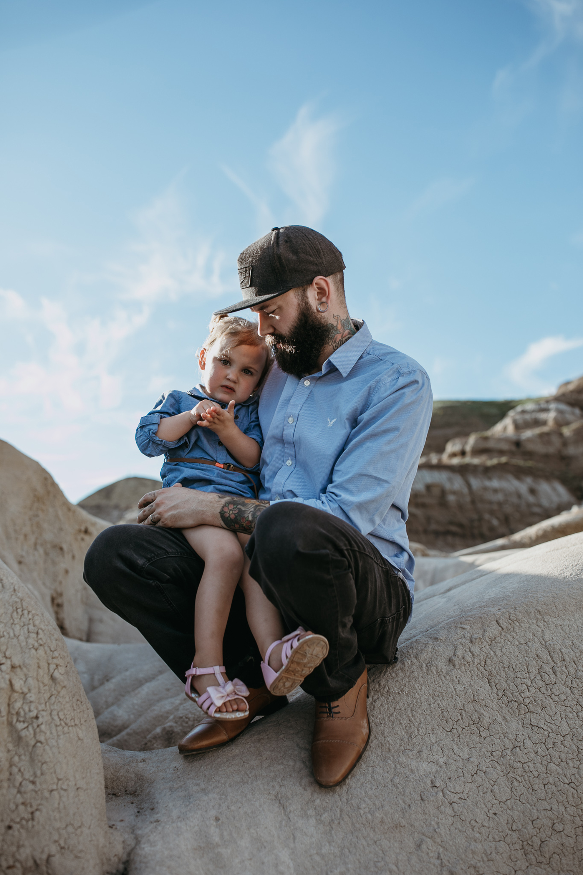 Drumheller Family Photography | ©The Paper Deer Photography | paperdeerphoto.com