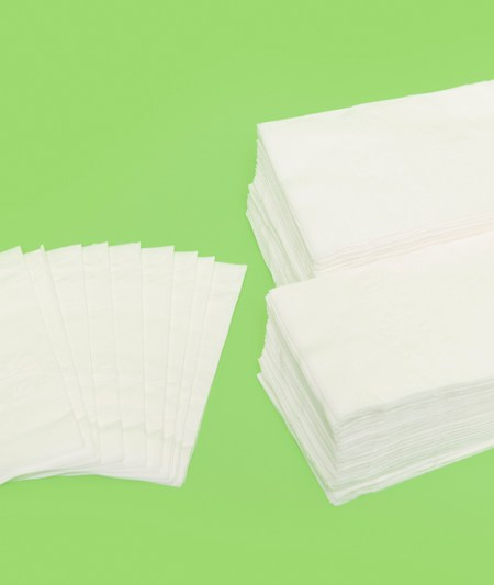 PREMIUM 2PLY DINNER NAPKINS (3000/case)