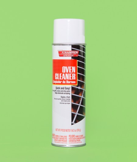 Oven & Grill Cleaner Aerosol Can (6/box)