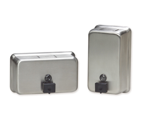 Bobrick B-211 Soap Dispenser (Horizontal)