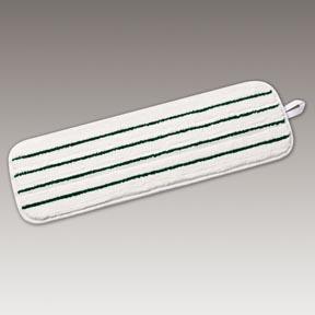 "3M Easy Scrub Flat Mop 5x18"" White (10/cs)"