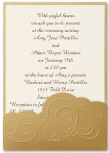 The Importance Of Wedding Invitation Etiquette