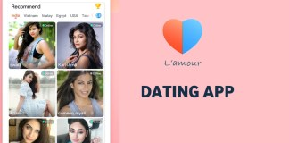 Lamour Global dating app