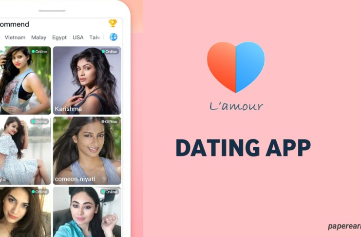 Lamour Global dating app