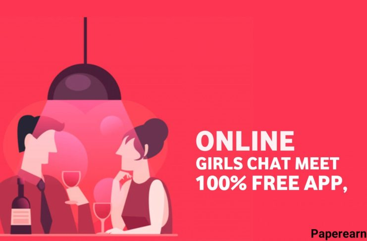 Online Girls Chat Meet Beat Android App - paperearn.com