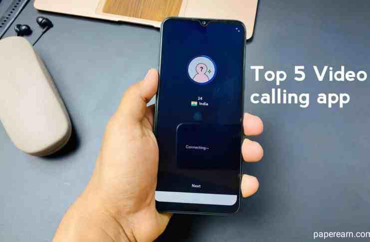 Top Free 5 Video calling app.