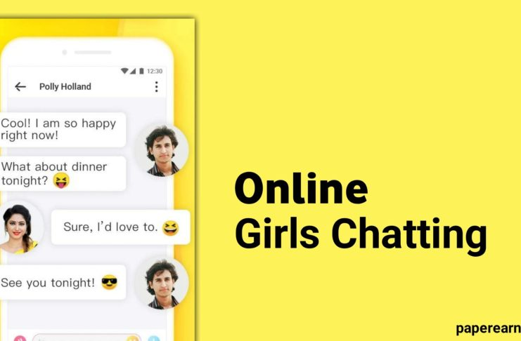 Social Chat Android App