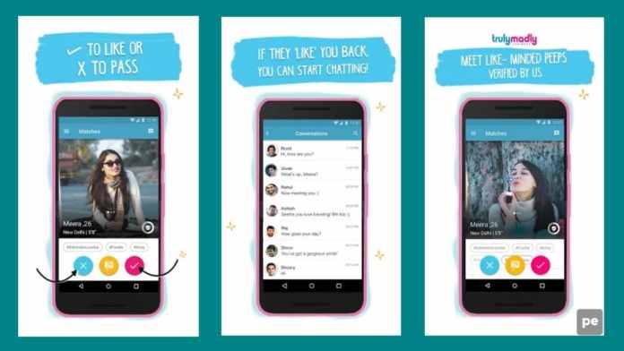 TrulyMadly Dating App