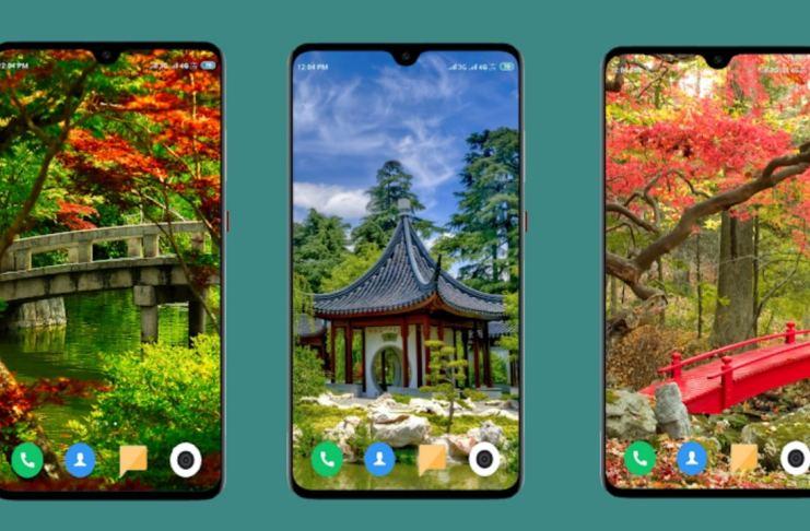Garden Wallpaper 4k App