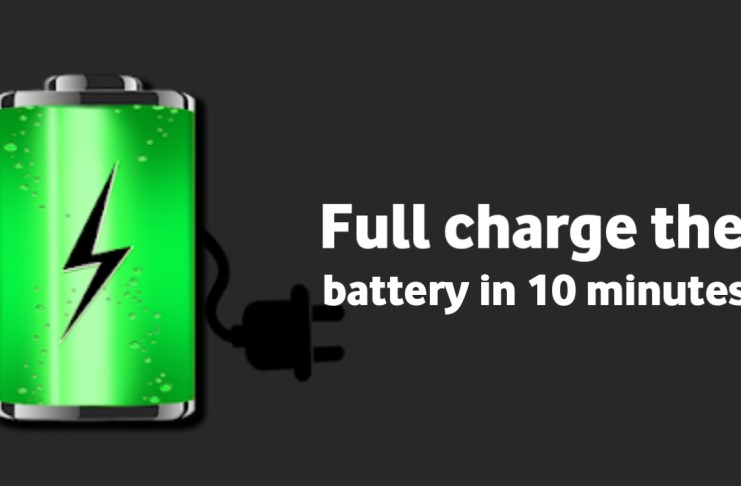 Fast Charger App