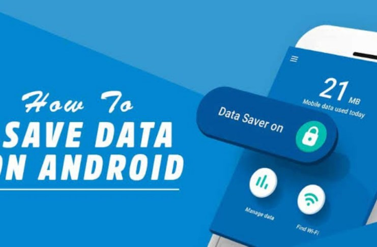 save your mobile data