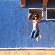 Jump - by Maria Luisa Angioni