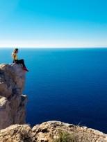 Il blu di Punta Giglio