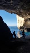 L'ingresso alle Grotte di Nettuno