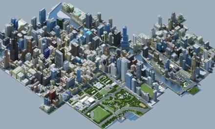 Amazing Minecraft Model of Chicago