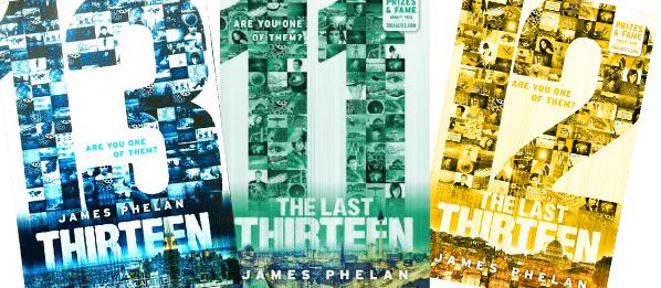 The last thirteen also the last of my patience for Bureau 13 book series