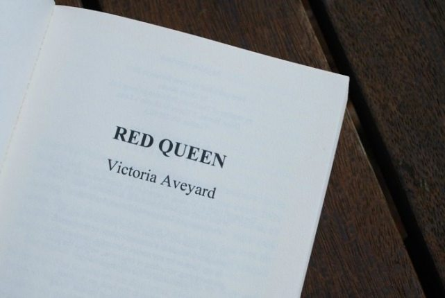 red queen 4
