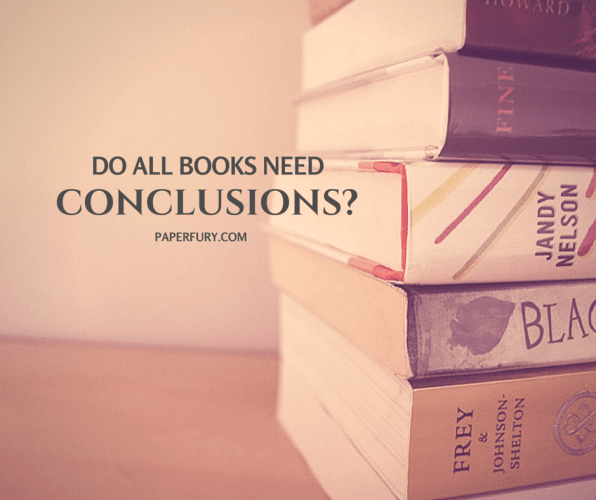 do all books need