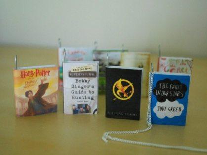 mini books spn