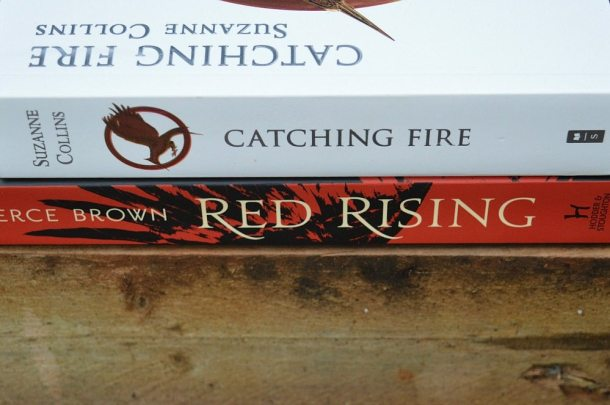 catching fire + red rising