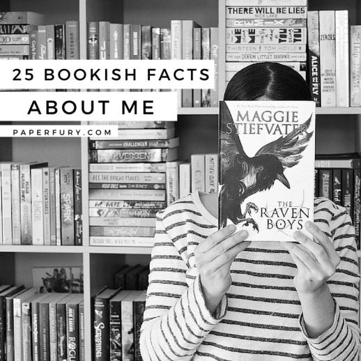 25 paperfury facts