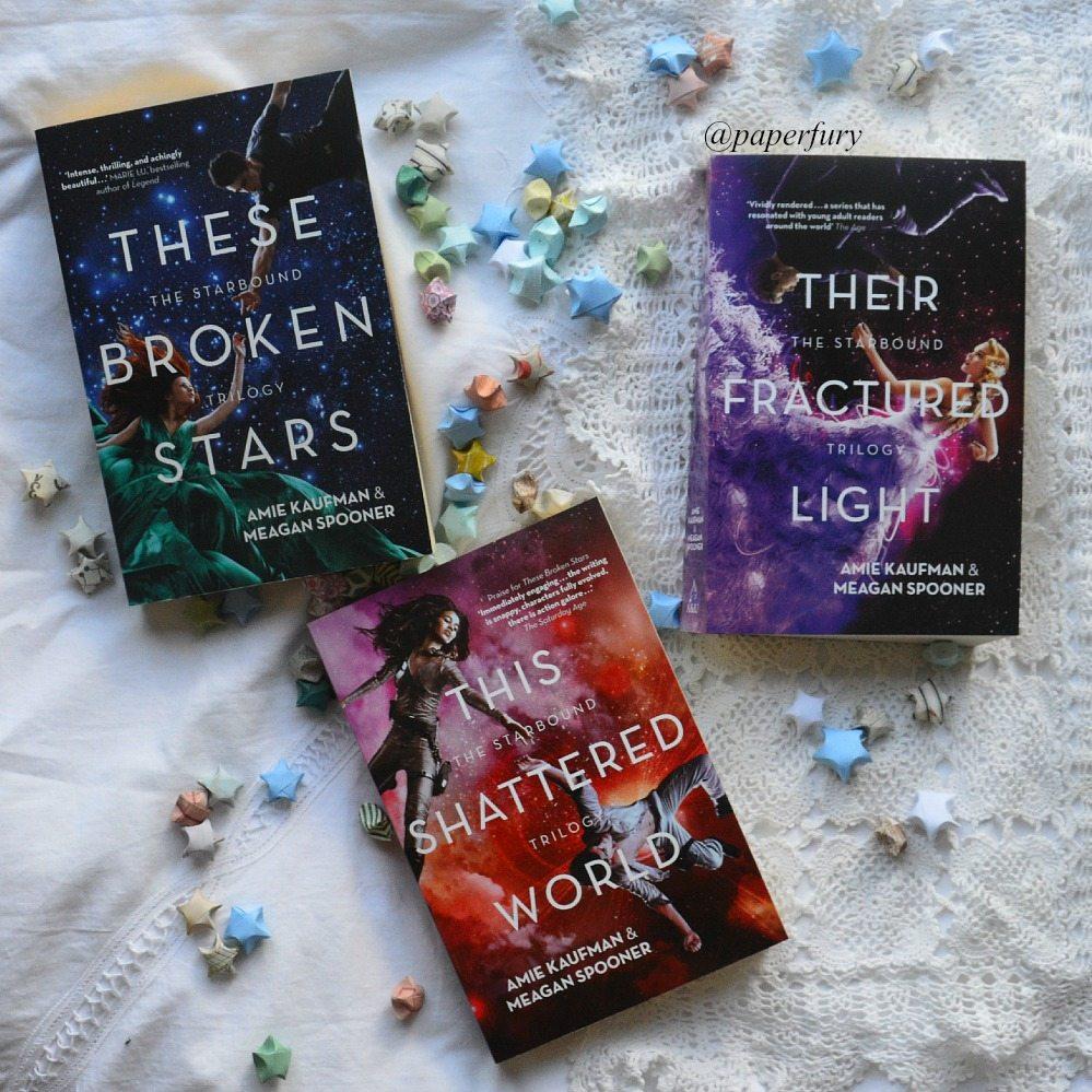 starbound trilogy