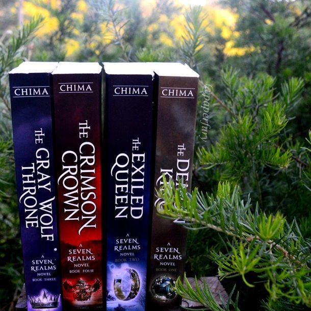 seven realms series demon king