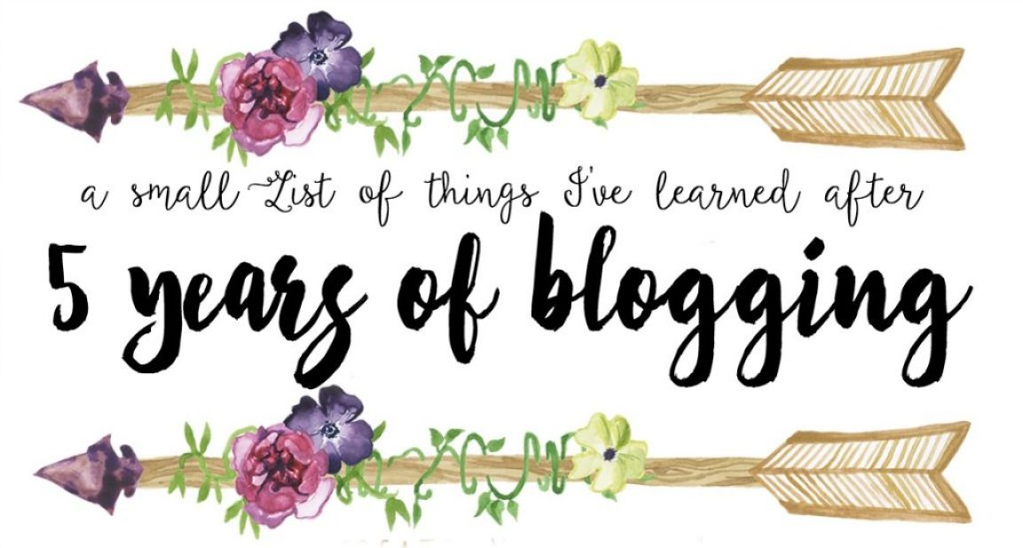 Image result for 5 years blogging