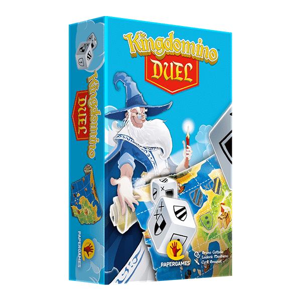 caixa do jogo kingdonimo duel