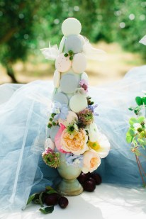 Macaron Tower by Paper Heart Patisserie | www.paperheartpatisserie.com