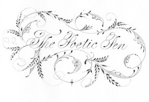 Calligraphy by Heather Held