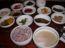 Korean BUddhist food