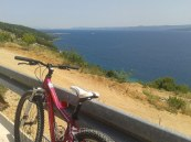 Biking in Bol