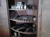 Munch's medicine cabinet