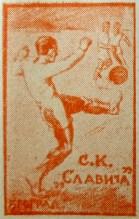 Czech Soccer Stamp