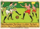 German Soccer Stamp 6