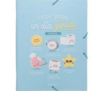 carpeta Mr. Wonderful