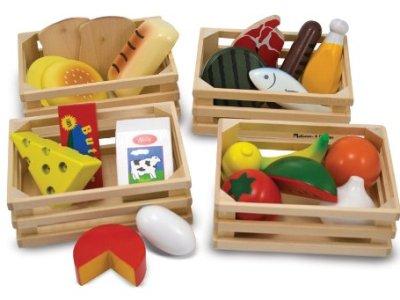 Melissa & Doug - Alimentos de juguete