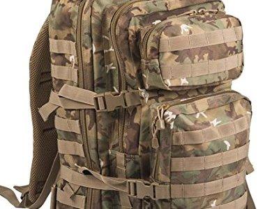Pack de asalto MOLLE táctico con mochila de patrulla – Mochila Militar / Táctica