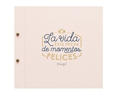 """Álbum Mr. Wonderful """"La vida está hecha de momentos felices"""""""